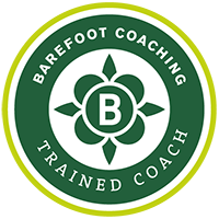 barefoot coaching trained
