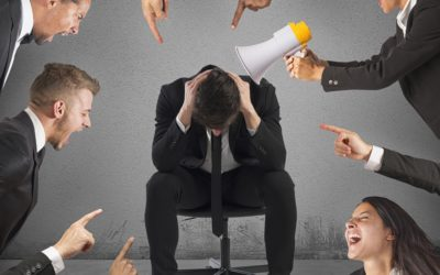 Bullying in the workplace Part 1: Sticks, stones, and words DO hurt!