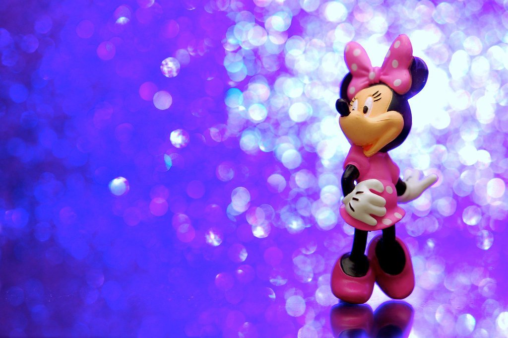 minnie mouse - change the voice of your inner critic