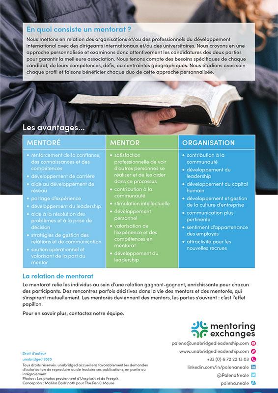 brochure-mentoringexchanges-francais-2
